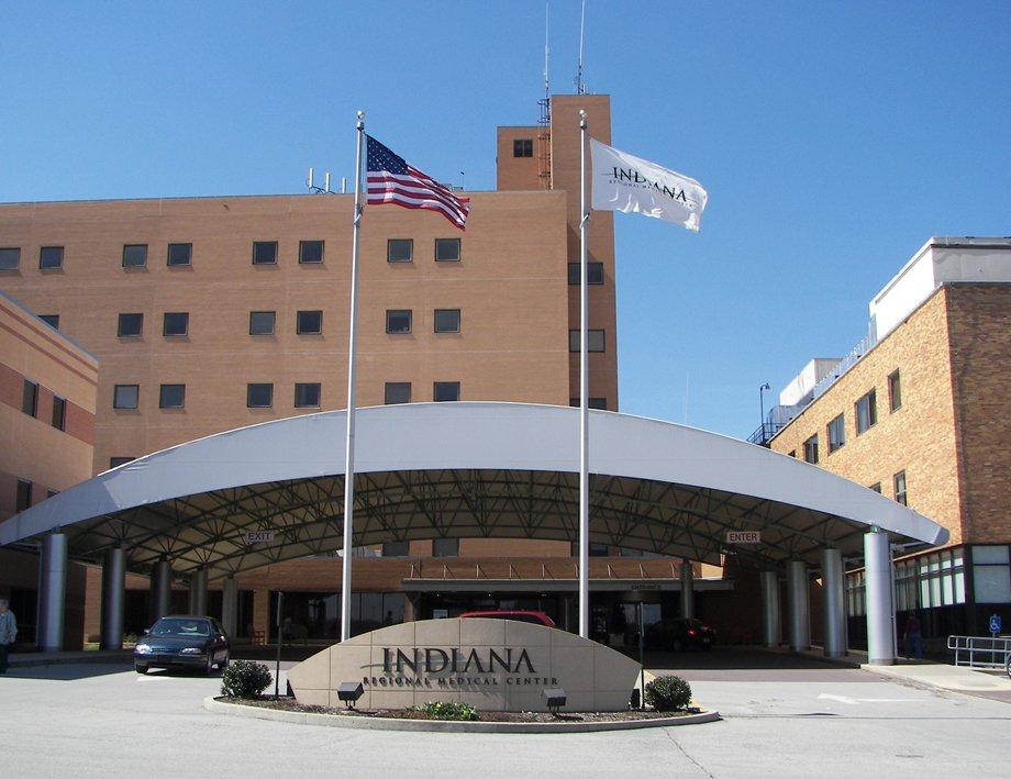 Indiana Regional Medical Center: 835 Hospital Rd, Indiana, PA