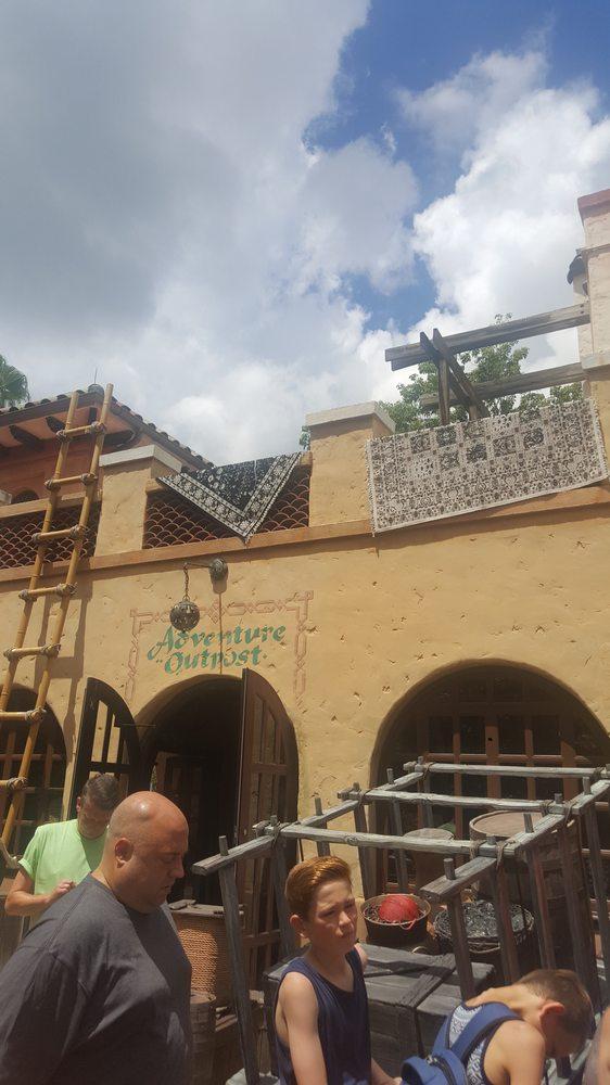 Adventure Outpost Store: Disney's Hollywood Studios, Orlando, FL