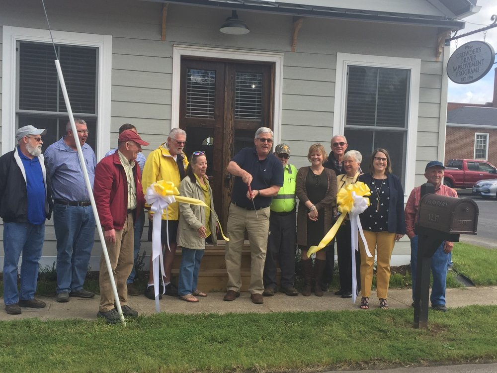 Crowder's Driver Improvement Programs: 1237 Jefferson St, Boydton, VA