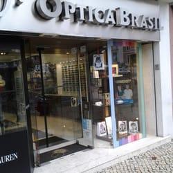 Óptica Brasil - Óticas e oculistas - Largo do Rato, 12C, Rato ... f32149e473