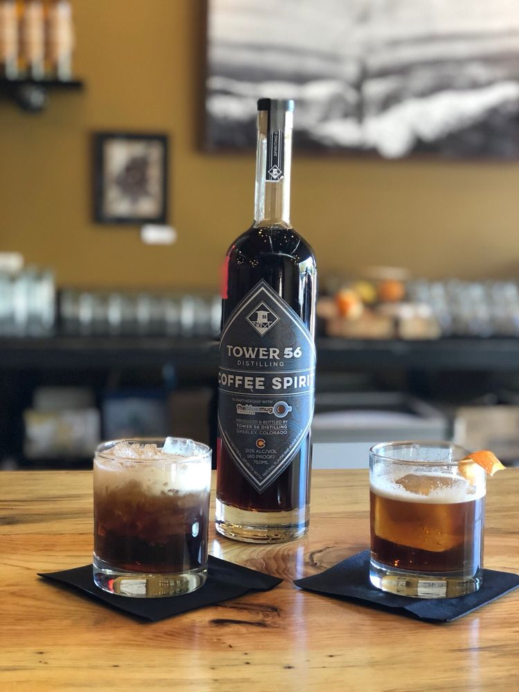 Tower 56 Distilling: 825 9th St, Greeley, CO