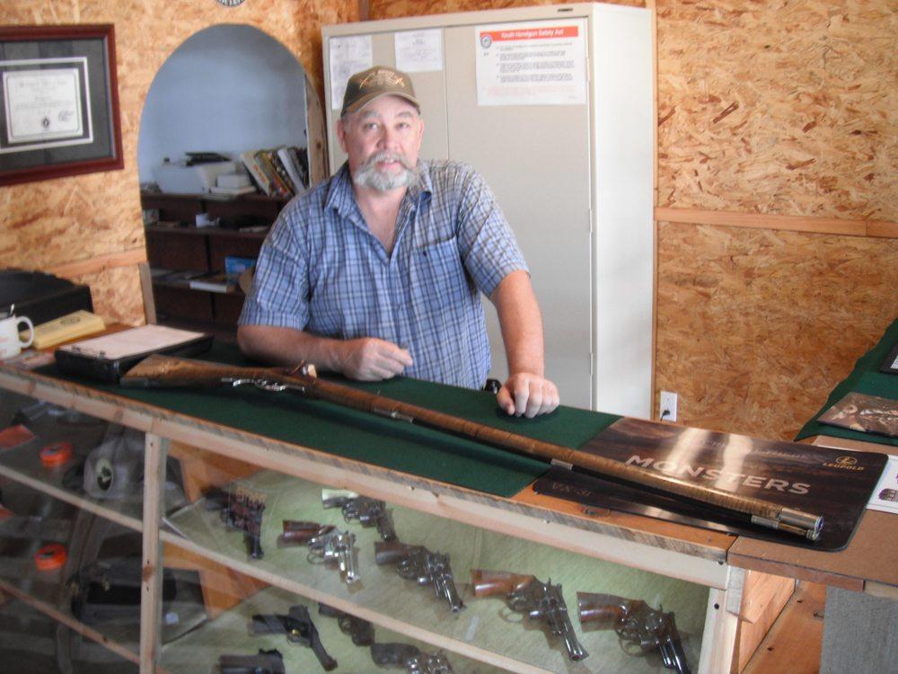 Oh, Shoot Gun Shop: 120 E 3rd St, Roy, NM