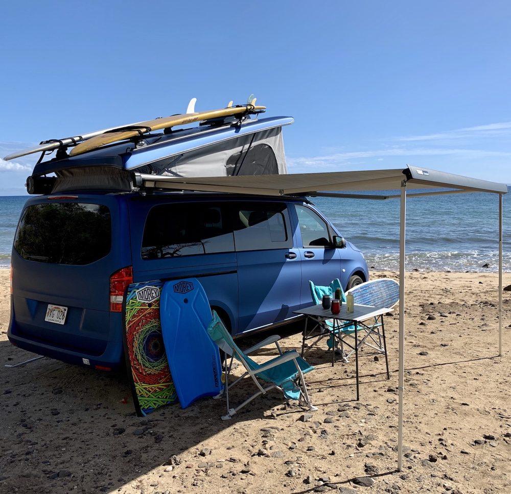 Campervan Hawaii - Maui: Maui, HI