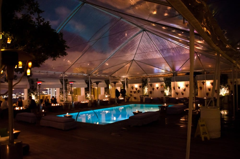 Skybar At Mondrian 222 Photos Lounges West Hollywood