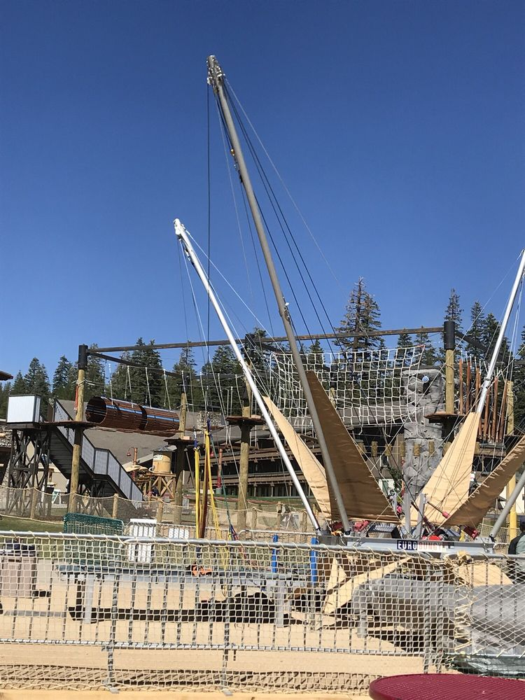 Mammoth Adventure Center: 10001 Minaret Rd, Mammoth, CA