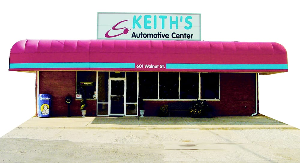 Keith's Automotive Center: 601 Walnut St, Highland, IL