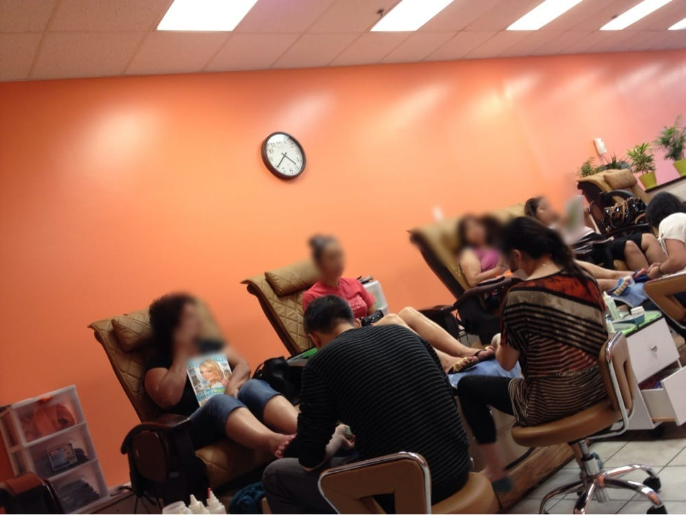 City nails 16 fotos y 11 rese as manicura y pedicura for A q nail salon collinsville il