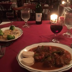 Photo Of Monastery Restaurant Norfolk Va United States Serbian Goulash Veal