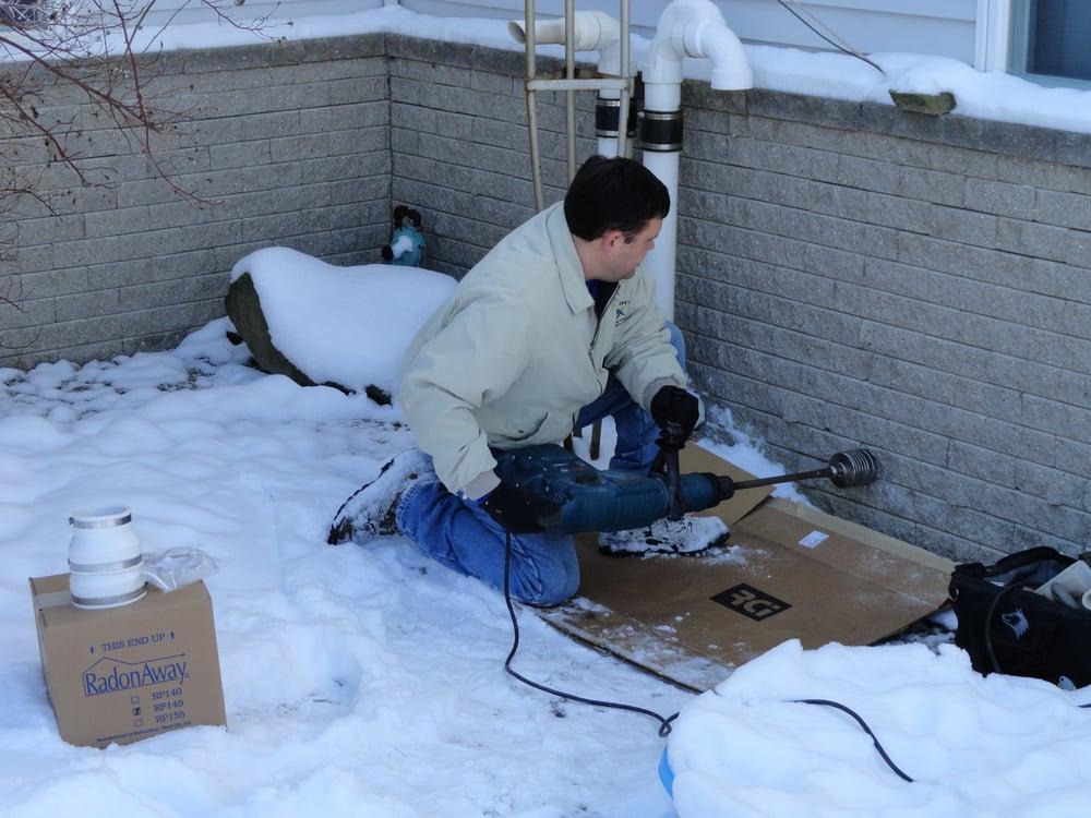 Southern Michigan Radon: 5321 White Rd, Jonesville, MI