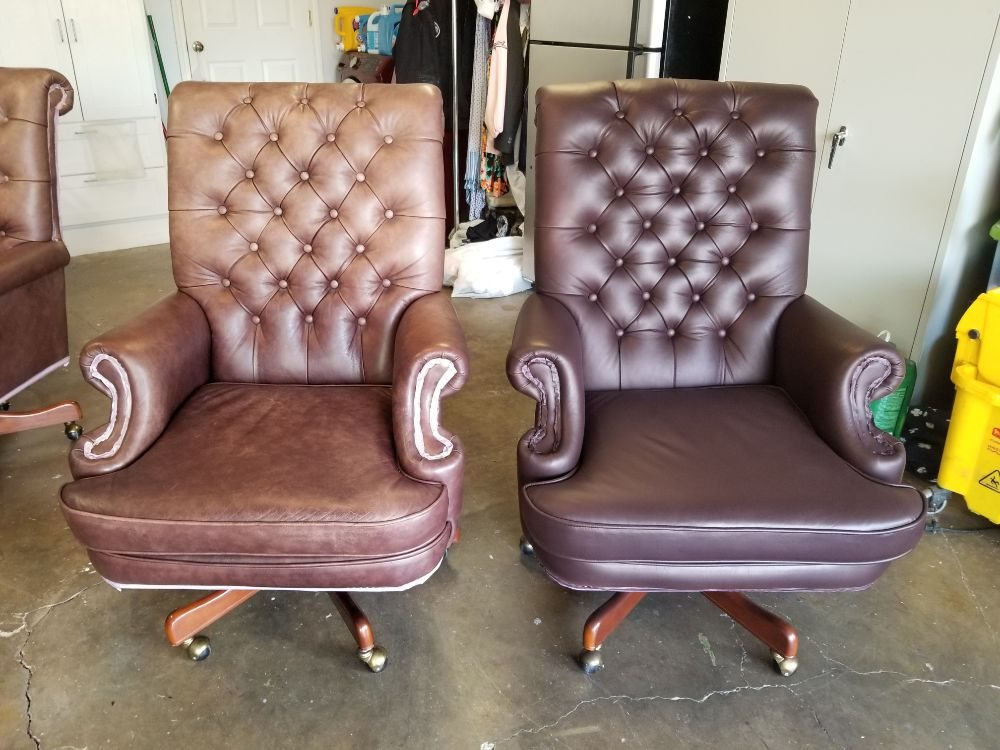 Dallas Leather Reconditioning Specialist