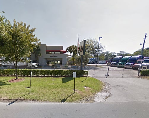 Nextran Truck Centers 1490 NW 22nd St Pompano Beach, FL Truck Dealers-New - MapQuest