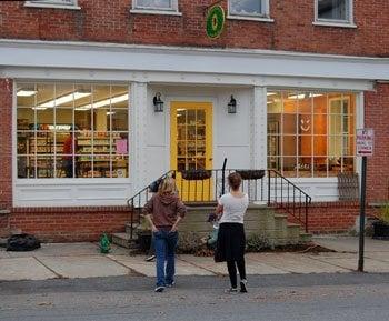 The Cambridge Food Co-op: 1 W Main St, Cambridge, NY