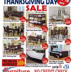 Photo Of Furniture Zone   Moreno Valley, CA, United States. Thanks Giving  Sale