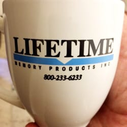 lifetime memory products inc