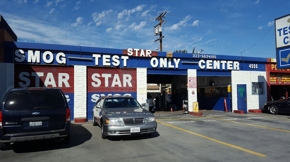 ABC Smog Check STAR Station: 4555 Gage Ave, Bell, CA