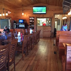 Photo Of Byrd S Riverfront Restaurant Ozark Ar United States Dining Room