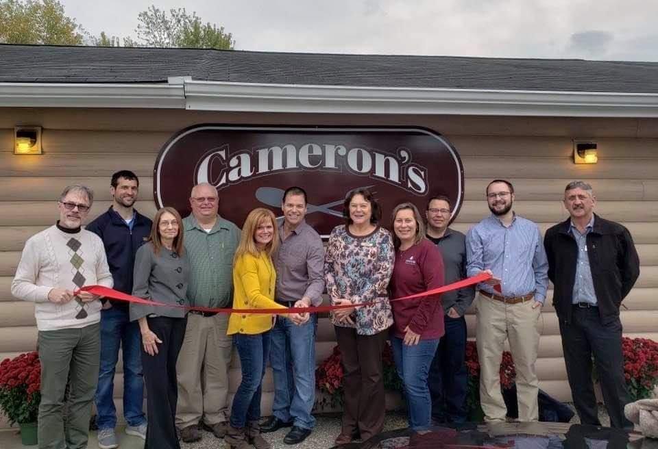 Cameron's: 1021 W Front St, Buchanan, MI