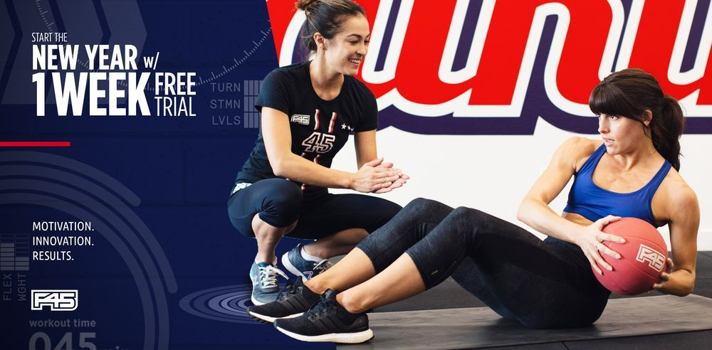 F45 Training Coconut Creek