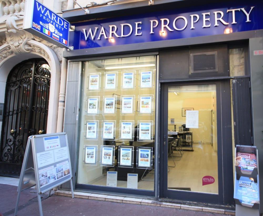 Warde property agenzie immobiliari 6 bis rue meyerbeer - Agenzie immobiliari francia ...