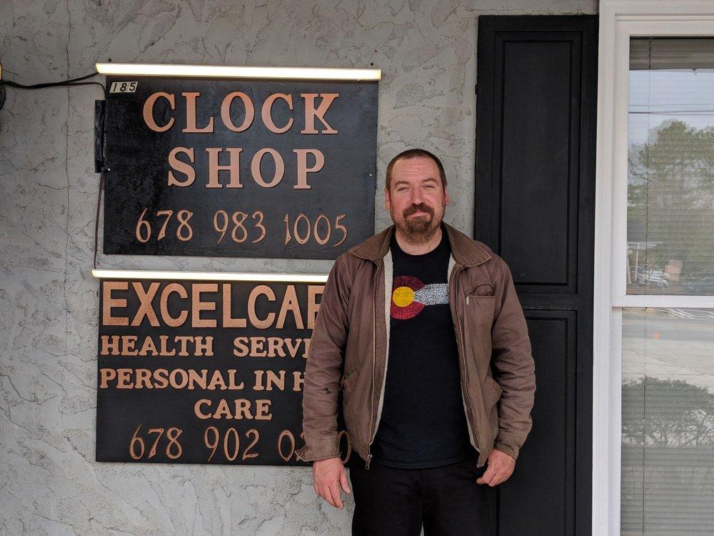 Fayette Antique Clock Assessment: 185 Kathi Ave, Fayetteville, GA
