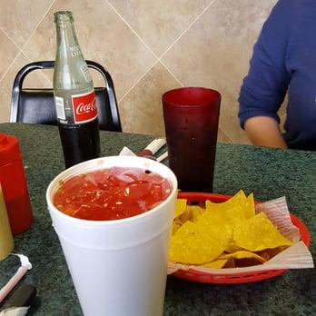 Sandia Mexican Restaurant San Antonio Tx