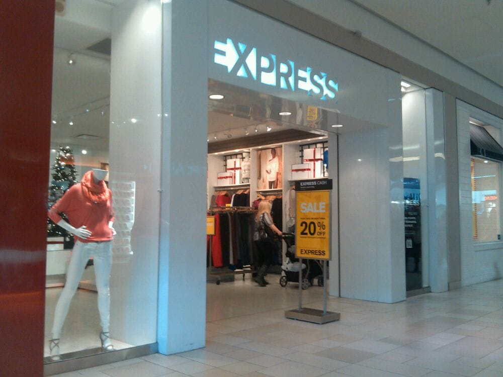 Express Worldbrand: 1910 Wells Rd, Orange Park, FL