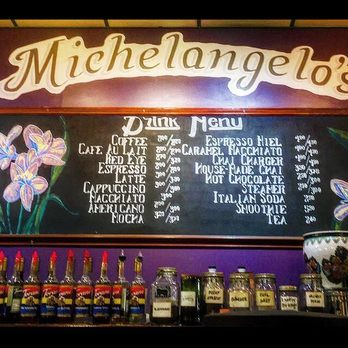 Michelangelo's Coffee House - 140 Photos & 189 Reviews - Coffee