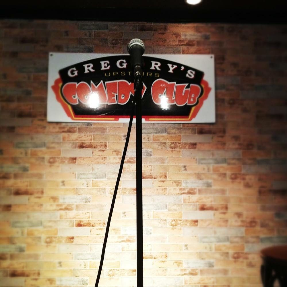 Gregorys Upstairs Comedy Club: 900 N Atlantic Ave, Cocoa Beach, FL