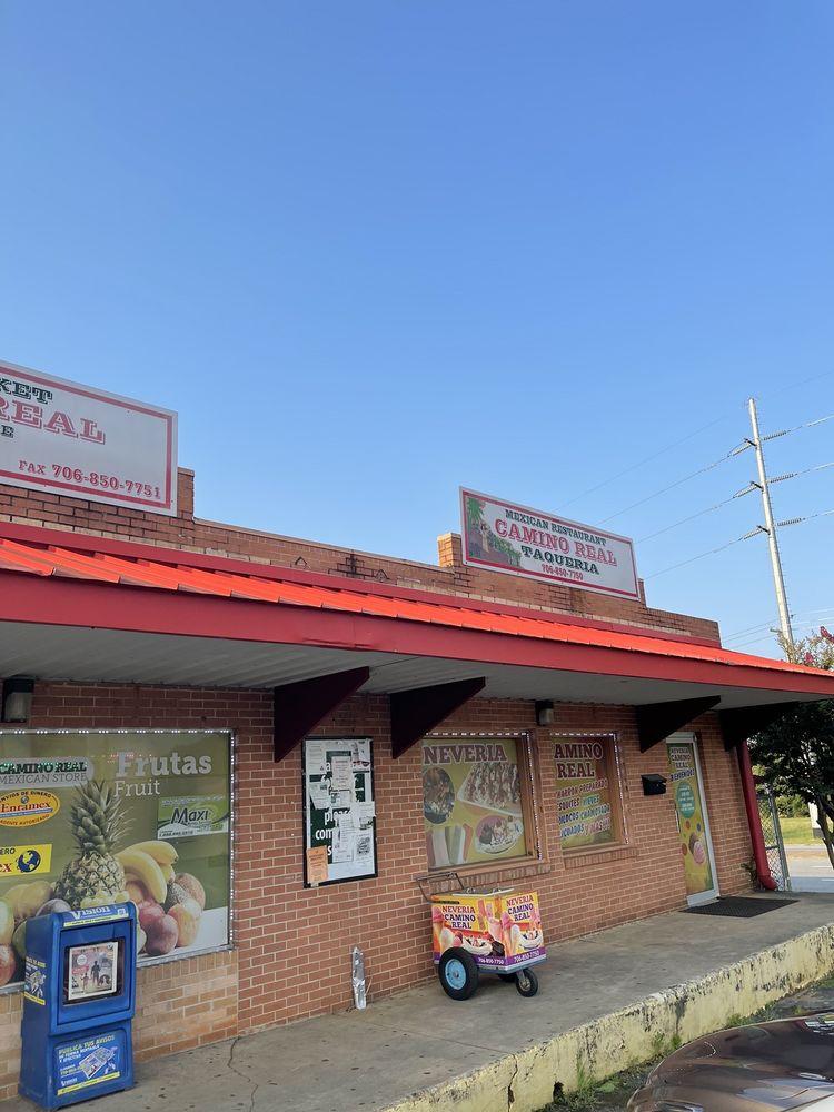 Camino Real Taqueria: 401 N Ave, Athens, GA