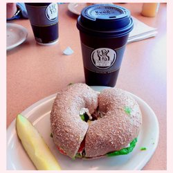 coffee and bagel reviews