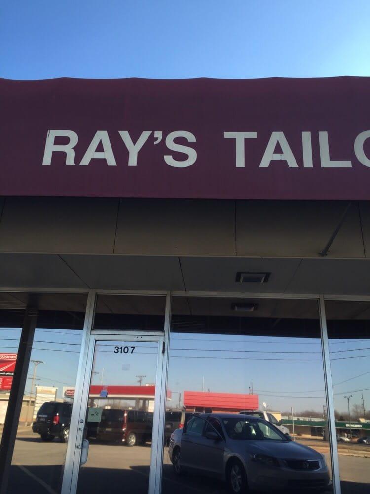 Ray Sherman Tailor Shop