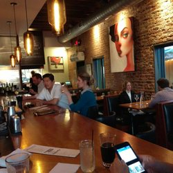 Photo Of Maya Charlottesville Va United States The Bar Is Very Comfortable