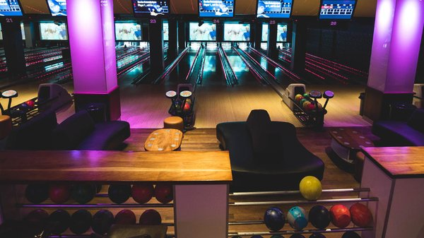 Frames Bowling Lounge 550 9th Ave 2nd Floor New York, NY ...