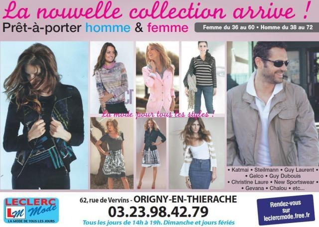 Vêtements Hommes Vervins Pour Origny De Leclerc Mode 62 Rue 1xqARwE