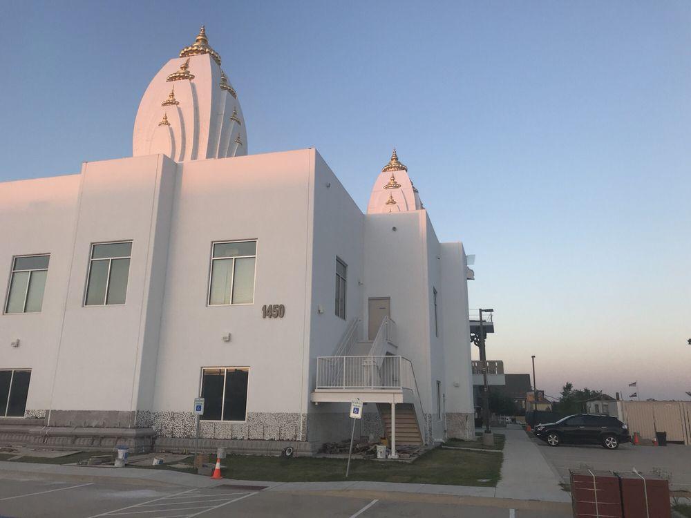 Radha Krishna Temple of Dallas: 1450 N Watters Rd, Allen, TX