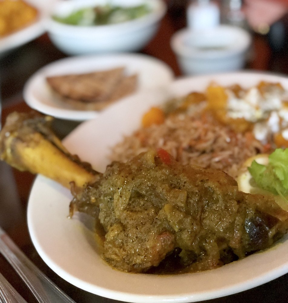 Aryana Afghan Cuisine: 210 E Coffee St, Greenville, SC