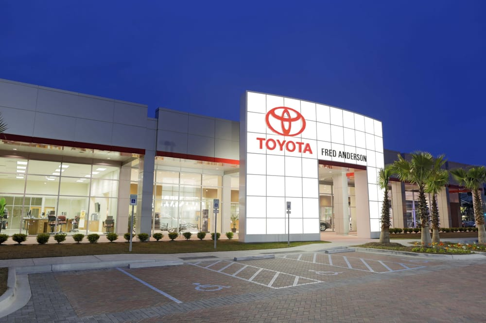 fred anderson toyota of charleston car dealers charleston sc reviews photos yelp. Black Bedroom Furniture Sets. Home Design Ideas