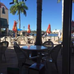 Photo Of Pj Station Restaurant Estero Fl United States Nice Outside Area