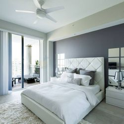 Photo Of SoBe Furniture   Boca Raton, FL, United States. Lovely Subtle  Bedroom