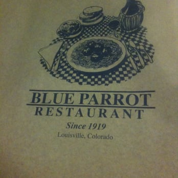 The answer Blue parrot restaurant louisville co are absolutely