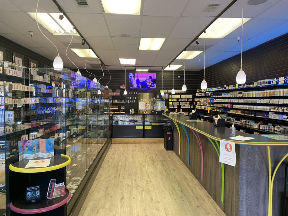 Great Vape: 986 Lundy Ave, San Jose, CA