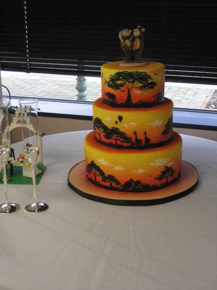 south african themed wedding cakes africa themed wedding cake yelp 20289