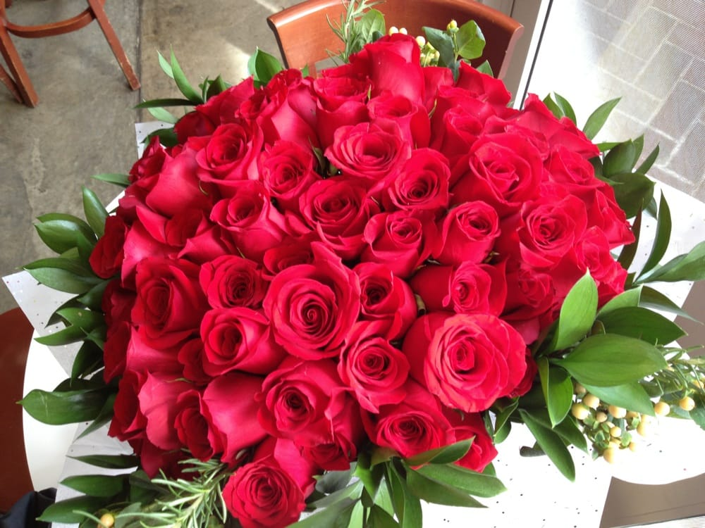 Eden (NC) United States  city images : Photo of Eden Flowers Charlotte, NC, United States. 200 red roses ...