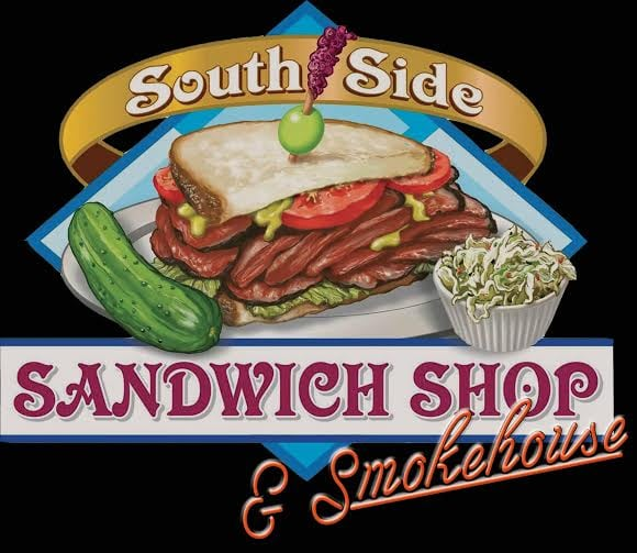 Food from South Side Sandwich Shop