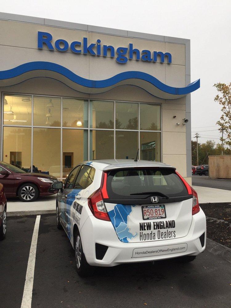 rockingham honda 37 reviews car dealers 402 s broadway salem nh phone number yelp. Black Bedroom Furniture Sets. Home Design Ideas