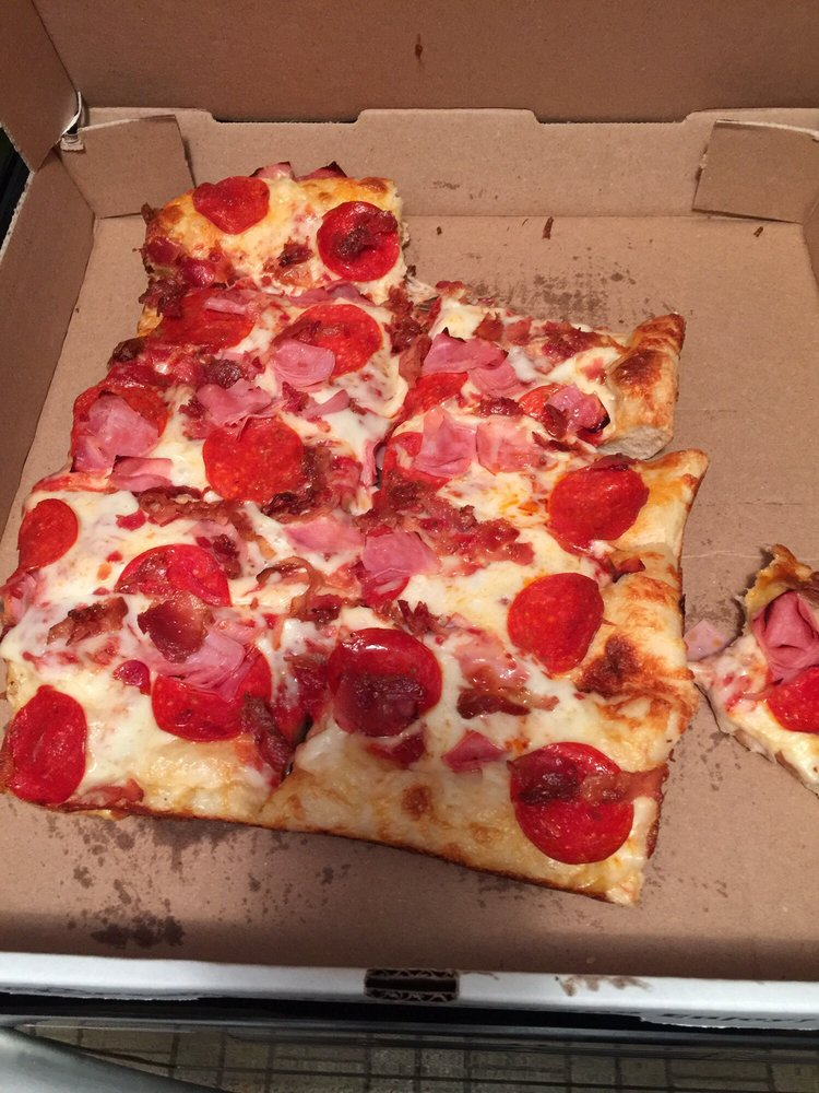 Almont Roza's Pizza: 133 N Main St, Almont, MI