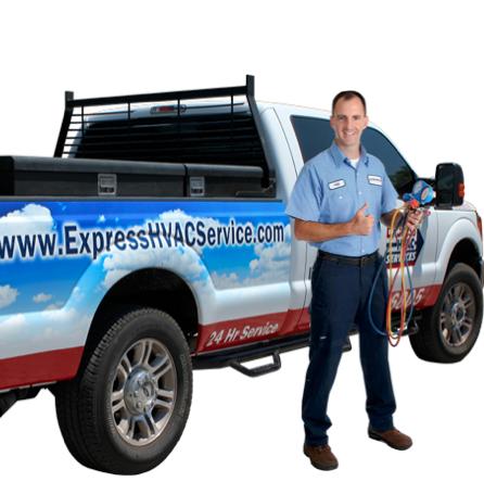 Express HVAC Service: 40112 Industrial Park Cir, Georgetown, TX
