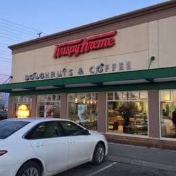 photos for krispy kreme doughnuts yelp. Black Bedroom Furniture Sets. Home Design Ideas