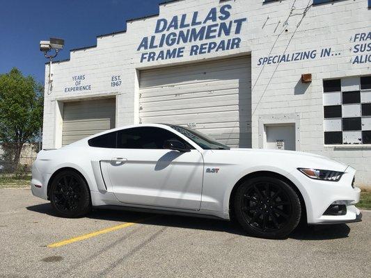 Dallas Alignment Frame Repair 1801 Empire Central Dallas, TX Auto ...