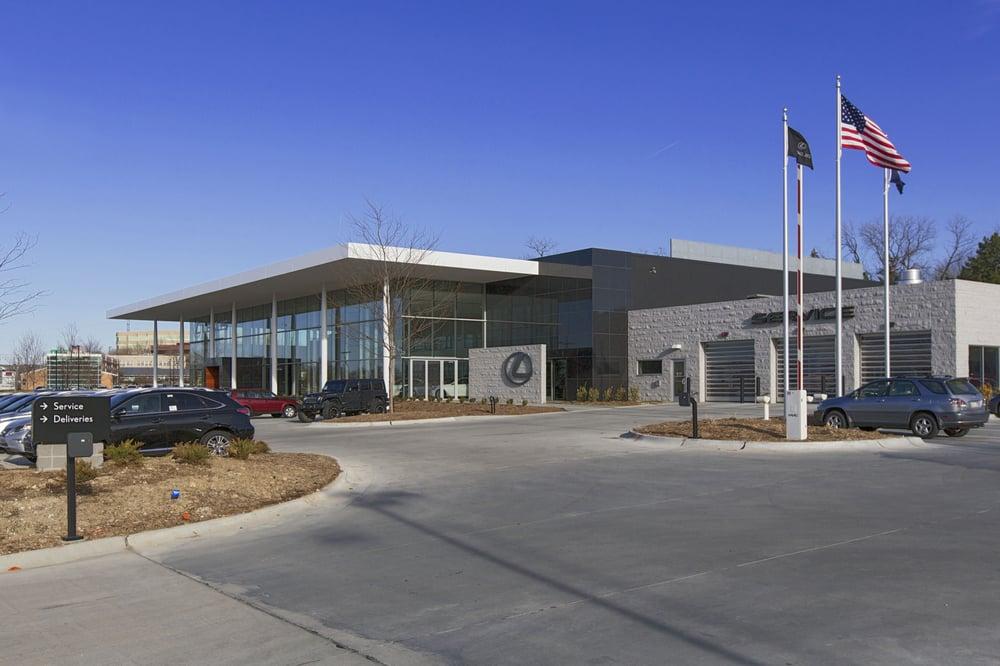 New Lexus Dealership Civil Engineering And Site